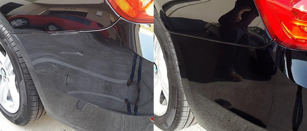 Another Before and After from AutoTechies in Fremont
